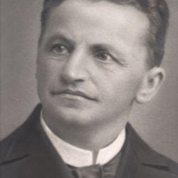 Pfarrer August Kotschy  1889-1890