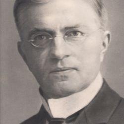 Pfarrer Friedrich Selle  1902-1905
