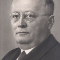 Pfarrer Hugo Fleischmann  1913-1946