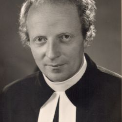 Pfarrer Manfred Dopplinger  1966-1993