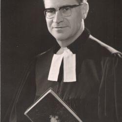 Pfarrer Wilhelm Müller  1947-1967