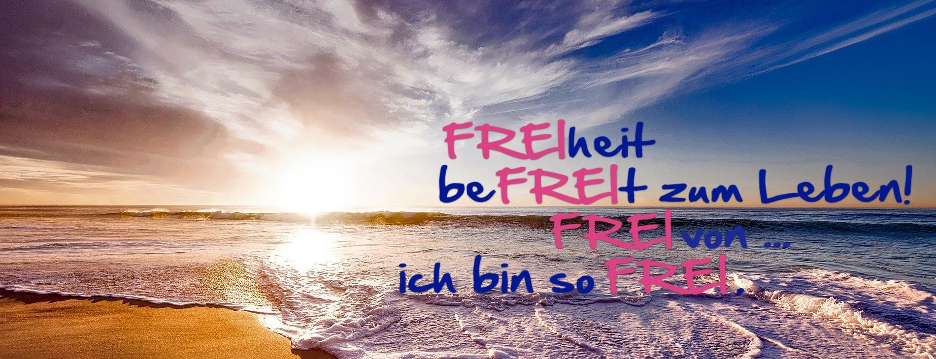 Plakataktion: Freiheit